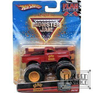 Hot Wheels Monster Jam Hot Wheels Monster Jam Five O Toys & Games
