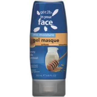 Got2B In Your Face Moisture Gel Masque 6.8 oz. : Facial Treatment Products : Beauty