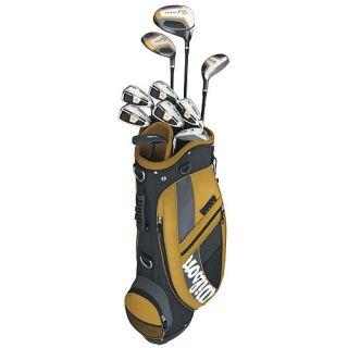 WILSON Mens Senior Tour RX Complete Golf Set   Size: 14 Piecesenior Flex,