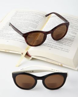 Fiona Reading Sunglasses   kate spade new york