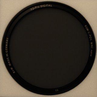B+W 77mm XS Pro Kaesemann Circular Polarizer with Multi Resistant Nano Coating  Camera Lens Polarizing Filters  Camera & Photo