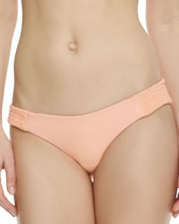 Womens Daisy Swim Bottom   Tori Praver Swimwear   Sherbert (LARGE)