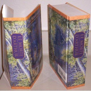 Le Morte D'Arthur (Complete, Unabridged and Illustrated Edition) Sir Thomas Malory, John Matthews, Anna Marie Ferguson 9780760755211 Books