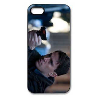 Custom Channing Tatum Back Cover Case for iPhone 5 PP 0427: Cell Phones & Accessories