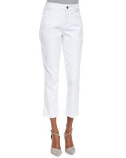 Womens Stacy Paradise Capris   Miraclebody   White (2)