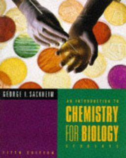 Introduction to Chemistry for Biology Students 9780805377064 Medicine & Health Science Books @