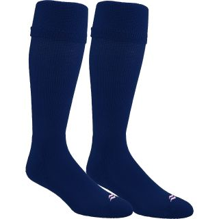 SOF SOLE Youth All Sport Over The Calf Team Socks   2 Pack   Size: Small, Navy