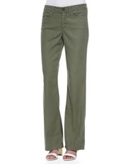 Wylie Linen Cotton Trousers, Womens   Not Your Daughters Jeans   Black