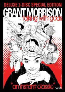 Grant Morrison: Talking With Gods   2 Disc Special Edition: Grant Morrison, Warren Ellis, Frank Quitely, Geoff Johns, Phil Jimenez, Cameron Stewart, Jill Thompson, Mark Waid, Brea Grant, Patrick Meaney: Movies & TV