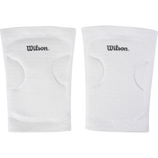 WILSON Adult Profile Volleyball Knee Pads   Size Adult, White