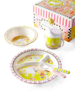 Lamb Toddler Dinnerware Set   MacKenzie Childs