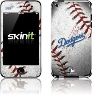MLB   Los Angeles Dodgers   Los Angeles Dodgers Game Ball   iPod Touch (4th Gen)   Skinit Skin   Players & Accessories