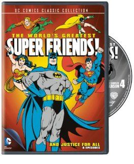 World's Greatest Super Friends: Season 4: Ted Knight, Bob Lloyd, William Woodson, Stanley Ross: Movies & TV