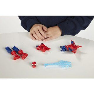 Marvel Super Hero Mashers Spider Man Figure 6 Inches Toys & Games