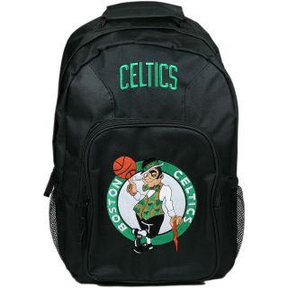 Concept One Boston Celtics Southpaw Heavy Duty Black Logo Applique Backpack