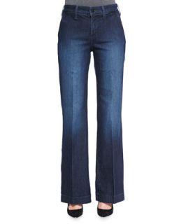 Womens Wynonna Wide Leg Trouser Jeans, La Crescenta   NYDJ   La crescenta (14)