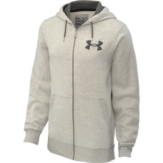 UNDER ARMOUR Mens Charged Cotton Storm Full Zip Hoodie   Size Medium,