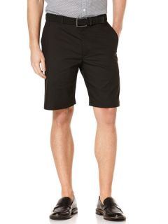 Perry Ellis Mens Dressy Chino Shorts