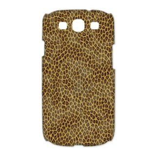 Custom Leopard 3D Cover Case for Samsung Galaxy S3 III i9300 LSM 2235: Cell Phones & Accessories