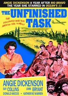 Unfinished Task, The (a/k/a I'll Give My Life): Angie Dickinson, Ray Collins, William F. Claxton: Movies & TV