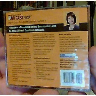 PM Fastrack Exam Simulation Software for the PMP Exam: Version 6: Rita Mulcahy: 9781932735253: Books