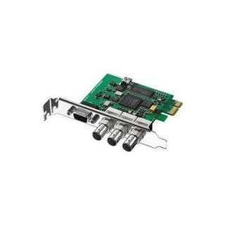 Blackmagic Design DeckLink SDI 10 Bit SD/HD SDI PCI Express Capture Card: Computers & Accessories