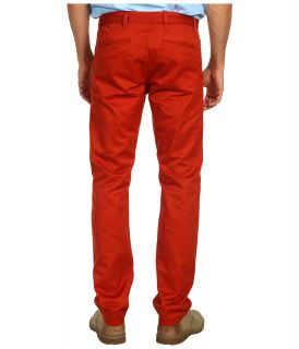 Dockers Mens Alpha Khaki Pant Red Ochre