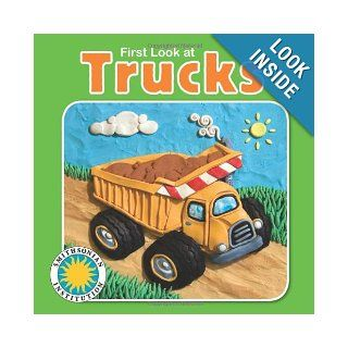 First Look at Trucks (First Look Book) (with easy to download e book) (Smithsonian First Looks) (First Look (Soundprints)): Laura Gates Galvin, Susan Eaddy: 9781607271192: Books