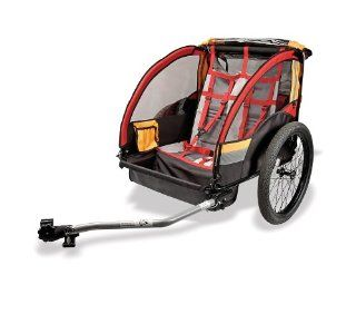 CoPilot Model A Double Bike Trailer  Child Carrier Bike Trailers  Sports & Outdoors