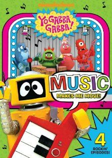 Yo Gabba Gabba!   Music Makes Me Move: Lance Robertson, Amos Watene, Erin Pearce, Christian Jacobs, Emma Jacobs, Adam Deibert, Charme Morales, David Crespin, Josh Bally, Mark Mothersbaugh, Biz Markie, Lindsey Kraus, Scott Schultz: Movies & TV