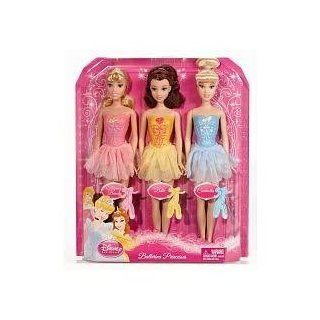 Toy / Game Dazzling Disney Princess Ballerina Belle Sleeping Beauty Cinderella Dolls   Makes A Perfect Gift Toys & Games