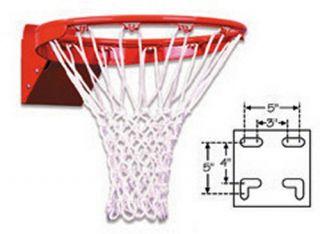 First Team Heavy Duty Flex Basketball Goal   Basketball Equipment