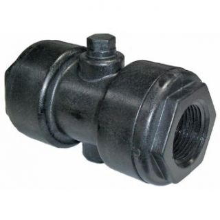 "Banjo PV100 075B 1"" x .75"" Poly Pinch Valve Female Coupler: Set Screw Couplings: Industrial & Scientific"