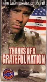 Thanks of a Grateful Nation: Ted Danson, Brian Dennehy, Marg Helgenberger, Jennifer Jason Leigh, Rod Holcomb: Movies & TV