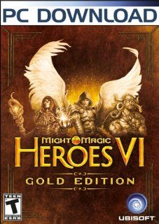 Might and Magic Heroes VI Gold Edition [Download]: Video Games