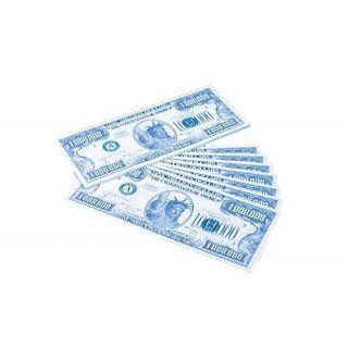One Million Dollar Bill: Toys & Games