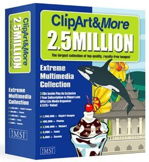 Clipart & More 2.5 Million (Mac): Software