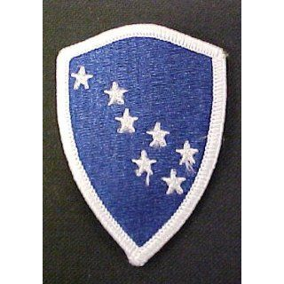 Alaska National Guard Full Color Dress Patch: Clothing
