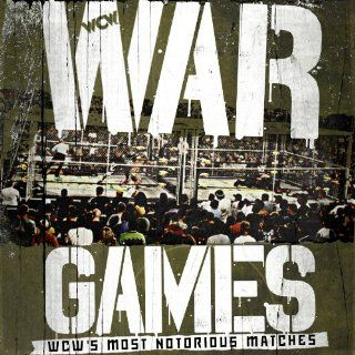 "WWE War Games: WCW's Most Notorious Matches: Season 1, Episode 1 ""Great American Bash July 4, 1987War Games Match"":  Instant Video"