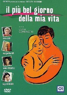 The Best Day of My Life ( Il Pi� bel giorno della mia vita ) ( The Most Beautiful Days of My Life ) [ NON USA FORMAT, PAL, Reg.2 Import   Italy ]: Margherita Buy, Luigi Lo Cascio, Jean Hugues Anglade, Virna Lisi, Sandra Ceccarelli, Marco Baliani, Marco Qua