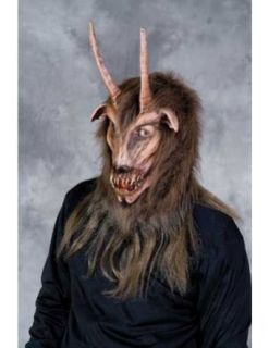 Got Your Goat Mask Halloween Costume   Most Adults: Clothing