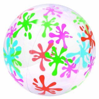 "Bestway Toys Domestic Splash and Play Beach Ball, 48"": Toys & Games"