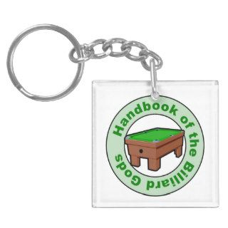 Safety Toolbox key chain