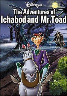 The Adventures of Ichabod and Mr. Toad (Disney Gold Classic Collection): Bing Crosby, Basil Rathbone, Eric Blore, J. Pat O'Malley, John McLeish, Collin Campbell, Campbell Grant, Claud Allister, Leslie Denison, Edmond Stevens, Ollie Wallace, Jack Kinney