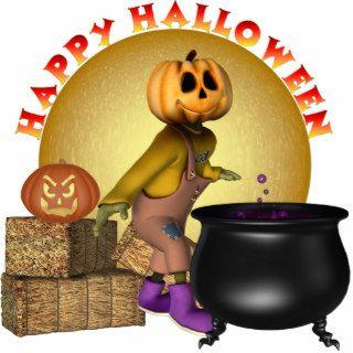KRW Fun Happy Halloween Large Table Display Photo Cutouts