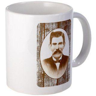 Doc Holliday OK Corral Wild West Coffee Mug Mug by  Kitchen & Dining
