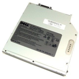 Battery for Dell Latitude D600 D610 D620 D630 D630N Laptop Battery Replacement 4R084 0X217 1X793 5P171 0M787 7P806 9X001 [Secondary Media Bay Battery]: Computers & Accessories
