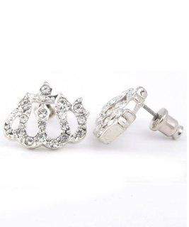 Allah Name Earring Cz: Jewelry