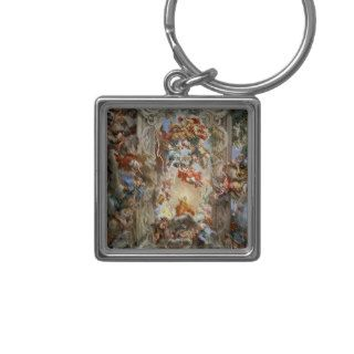 Glorification of the Reign of Pope Urban VIII (156 Key Chain