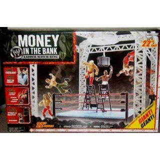 WWE Money in the Bank Ladder Match Ring: Toys & Games